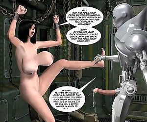 3d xxx bizarre comics bdsm bondage anime fat machine sex - part 623