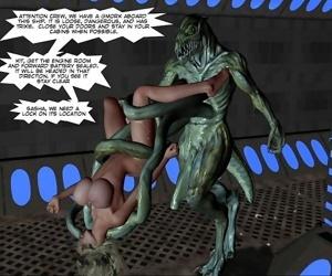Lovely 3d cyber girl vs alien cocks anime hentai fetish comics - part 647