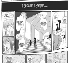 Cute Magic 3 - Leona, Make an issue of Gleaming Dawn