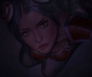 Irelia The Hostage