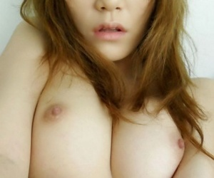 Busty asian doll shows off will not hear of knockers - loyalty 132