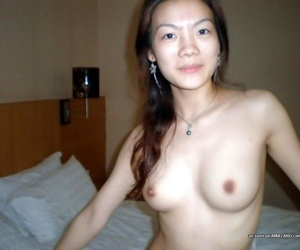 Give the cold shoulder to a fell alternate of a sexy asian babe attracting a shower - part 760