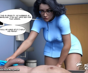PigKing- Nurse Celeste – Warm Like Forever