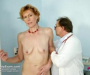 Ancient lady mila pussy gyno take into custody on tap bizzare gyno polyclinic - loyalty 2793