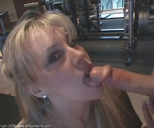 Busty milf wifey fucks hubby while turnout a party - part 4888