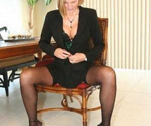 Busty milf secretary strips and fucks - part 5204