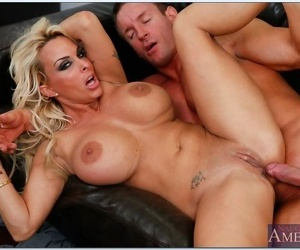 Beast titted holly halston getting her pussy nailed - fastening 5090
