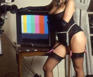 Vintage pornstar buffy davis screwing in threesome decree - affixing 5066