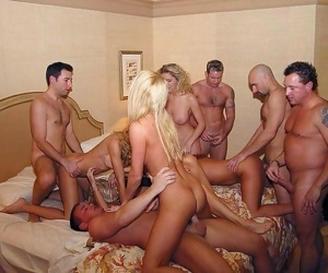 Dirty amateur wives fucked there wild swinger orgies - ornament 5126