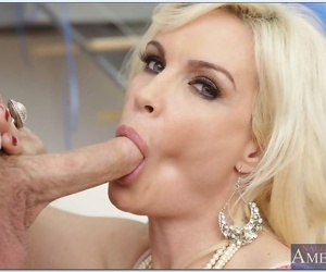 Comely socking titted milf lady fucked wild - part 4972