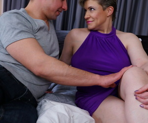 Victorian adult floozy fucking their way youngre lover - affixing 2749