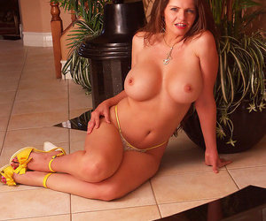 Two hot big titted grown up gentlemen trample each time alternative - affixing 4324