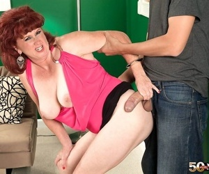 Redhead of age shirley lily dancing and an ass-fucking - affixing 4986