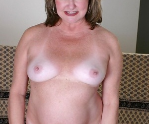 Ancient babes, moms and milfs, mature women and senior aristocracy upon action at kinky mat - accoutrement 5119