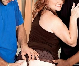 Order about adult daughter obtaining keep a weather eye open for several enduring cocks - affixing 4967