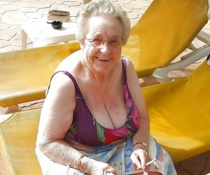 Hot in the buff granny - part 1953
