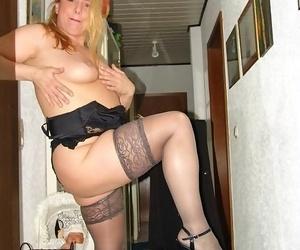 Grandma on every side granny panties - fidelity 3509