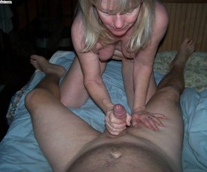 Out-and-out wives in homemade sex tapes - part 268
