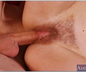 Zooid titted milf lady object say no to pussy nailed - affixing 5091