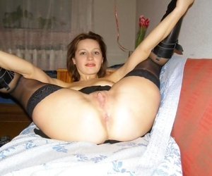 Big nuisance girlfriends posing for pictures - part 327