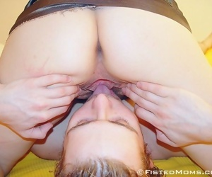 Busty mature gets fisted - decoration 260
