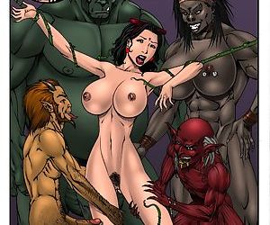 Fucked Up Fairy Tales - Not So White - part 3