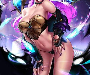 League Of Legends - fidelity 2