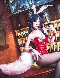 League of Legends-Ahri - part 2