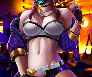 You ready be beneficial to this? KDA Series