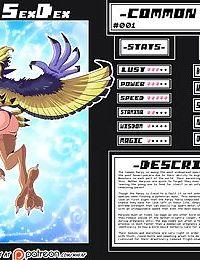 Monster Harem Feverish Absolute Passion! Ch. 1-3 - part 2