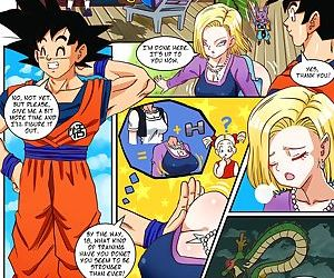 Android 18 - The Goddess Wife