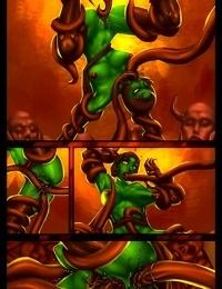 Ikra vs The Minions