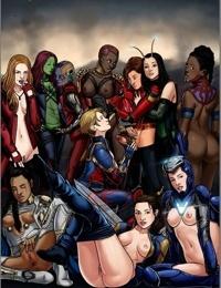 The Avengers - Edge Game