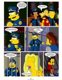Simpsons- Road To Springfield - part 3