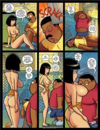 Jab comix-The Cleveland Porn