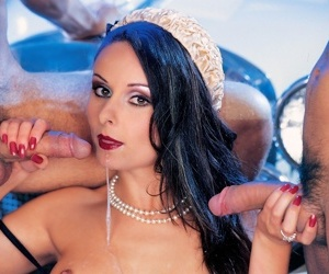 Vintage porn xxx with two gangsters and glamour slut daniella ru - part 334