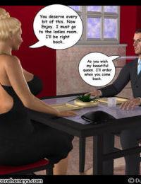 Mrs.Hani 3D Vol 1- Dinner Date