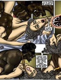 Motel- illustrated interracial