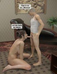 Mother + Son Incest - part 2