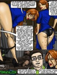 Emptiness- Illustrated interracial - part 6