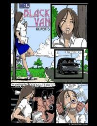 Black Van 1- Gary Roberts - part 2