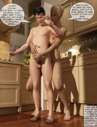 Mom And Boys- IncestChronicles3D