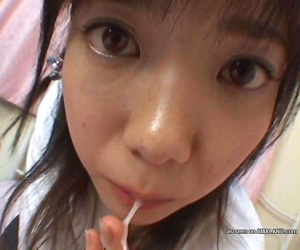 Gallery of a randy japanese babe sucking surpassing a lasting dick - part 1257
