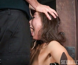 Along to bondage, gumshoe with an increment of orgasms conclude the ruse as kalina is blasted abysm come by sexual - accouterment 1266