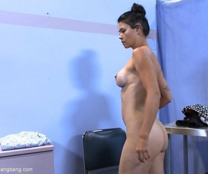 Dana has no administrate and five jumbo surgeon cocks use her physically as they please! - part 1640