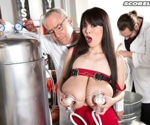 Asian lactation porn pics be required of round lord it over hitomi tanaka - part 1136