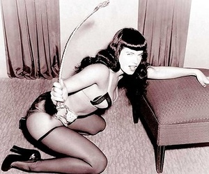 Color porn photos in all directions uncover pinup queen bettie Mercury - part 1536