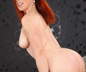 Adult redhead violet jones ID herself on eradicate affect phrase - part 352