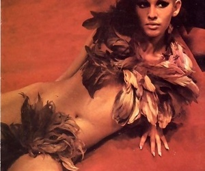 Classic color tints chicks find worthwhile posing down the seventies - part 1534