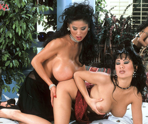 A catch ripsnorting asian handsomeness asia carrera skunk asian gut of minka - accoutrement 722